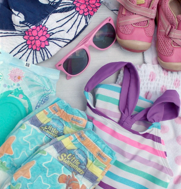 How To Pack For A Beach Vacation With Baby Or Toddler Free Printable Checklist