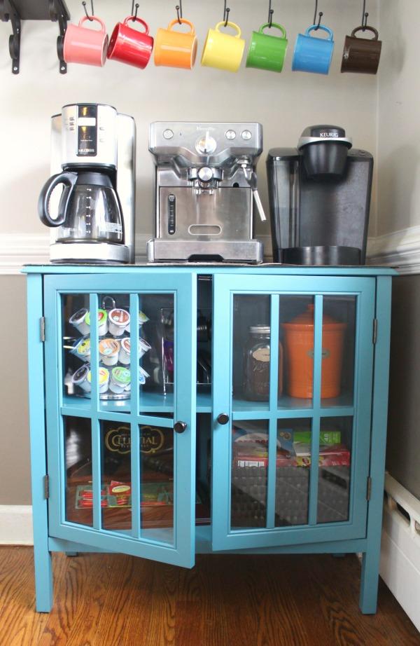 An Organized Home Coffee Bar The Organized Mom Life