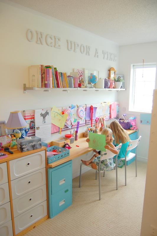 Organize Your Kids Art Supplies